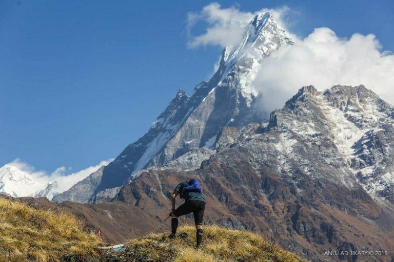 Annapurna 100 Ultramarathon
