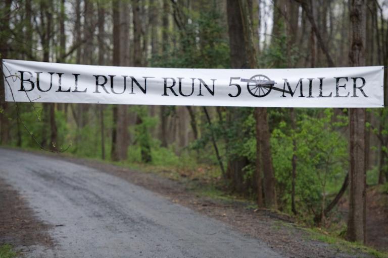 Bull Run Run 50 Mile Ultramarathon