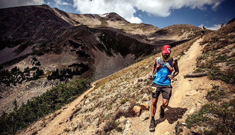 Leadville 100 Ultramarathon
