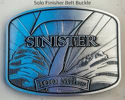 Sinister 7 100 Mile Canada Ultramarathon