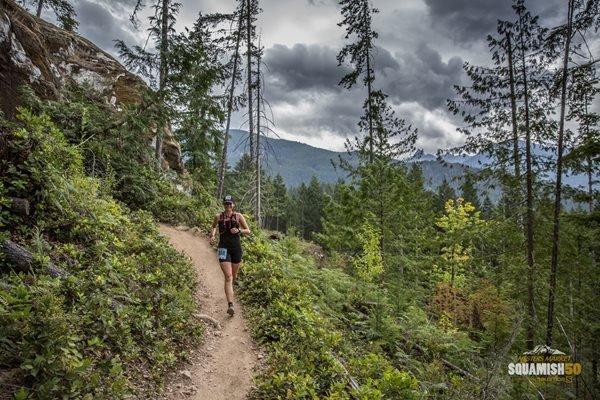 Squamish 50 Ultramarathon