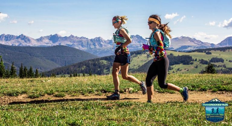 TransRockies Run Ultramarathon