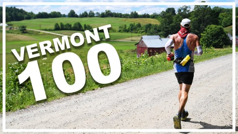 Vermont 100 Ultramarathon