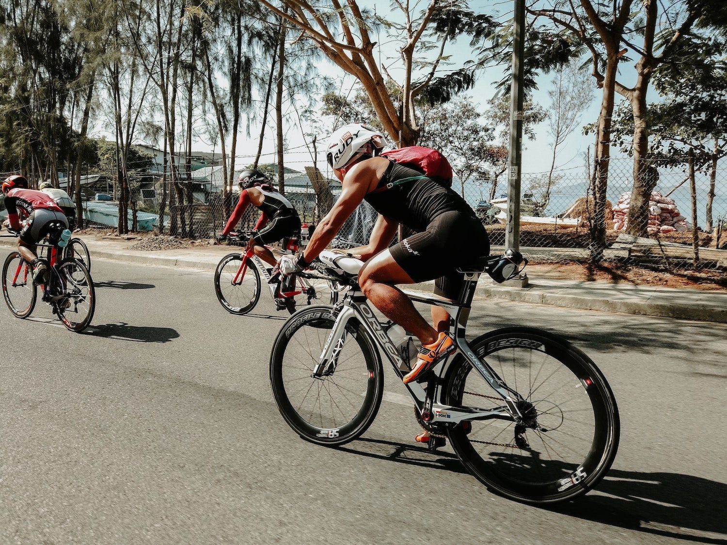 what is a triathlon and how long is it