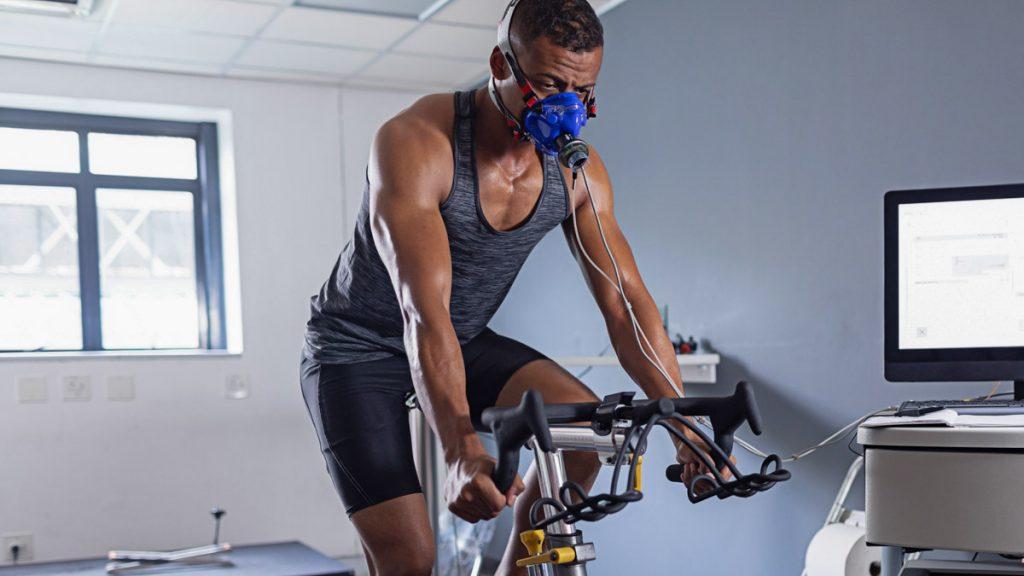 vo2 max cycling lab