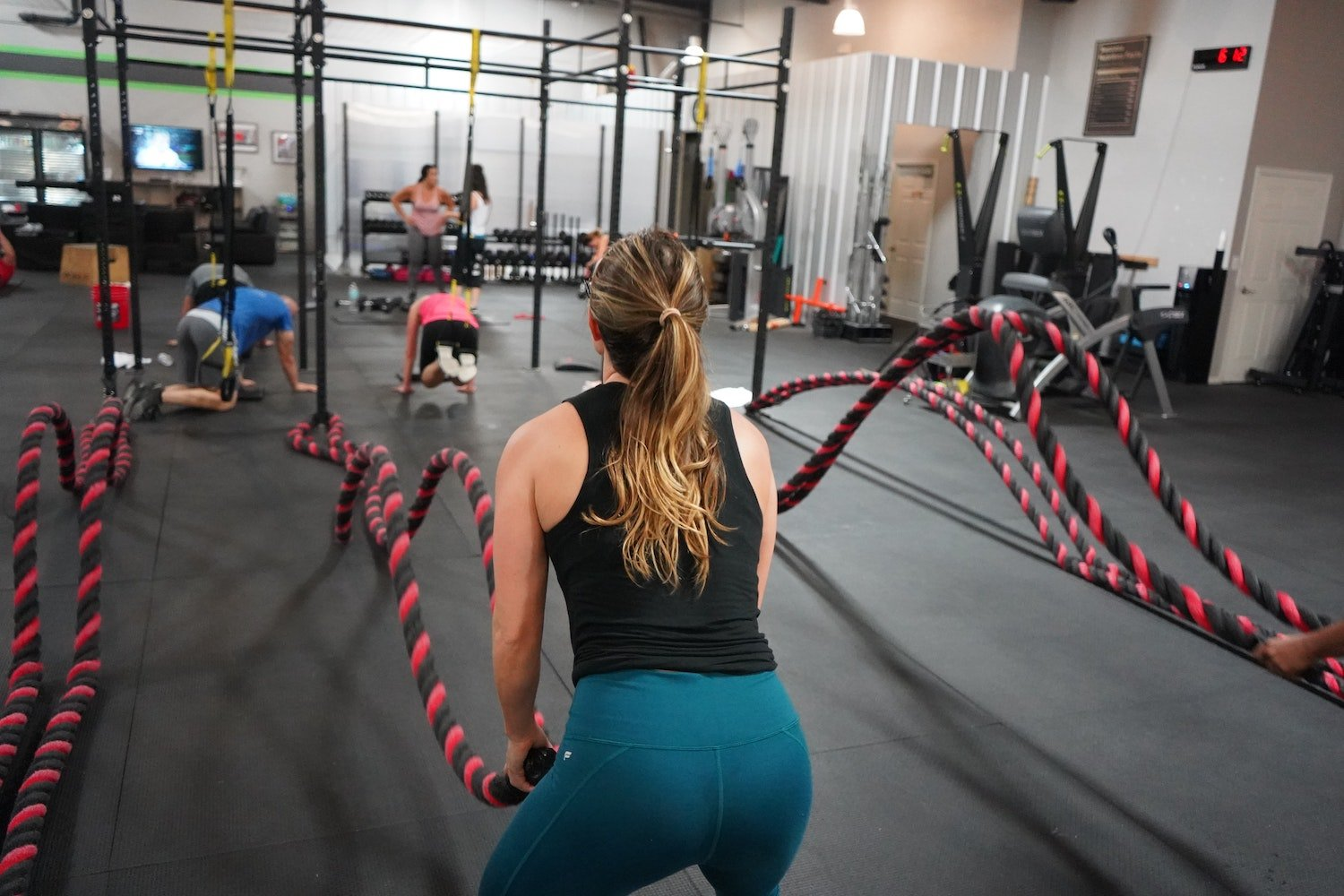 best battle ropes for your home gym