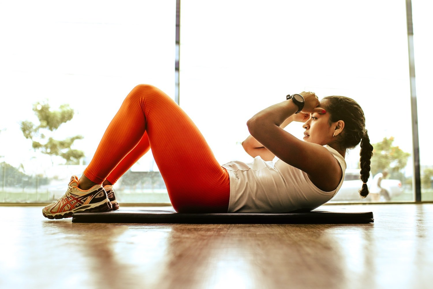 how does low intensity cardio work