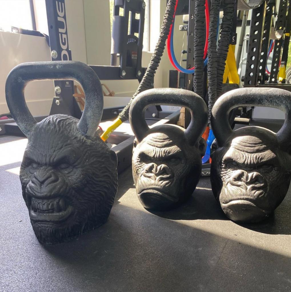 joe rogan workout routine