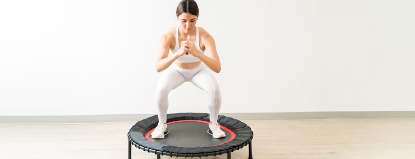 best exercise trampolines