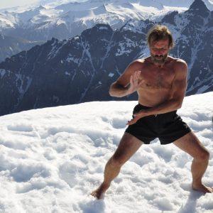 """Wim Hof """"The Iceman"""" Workout Routine & Diet Plan"""