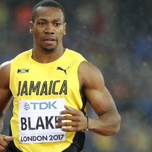 """Yohan Blake: """"The 2nd Fastest Man"""" Workout Routine & Diet Plan"""