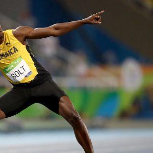 """Usain Bolt: """"The Fastest Man"""" Workout Routine & Diet Plan"""