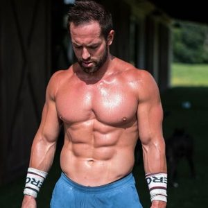 Rich Froning: A CrossFit Athlete's Workout Routine & Diet Plan