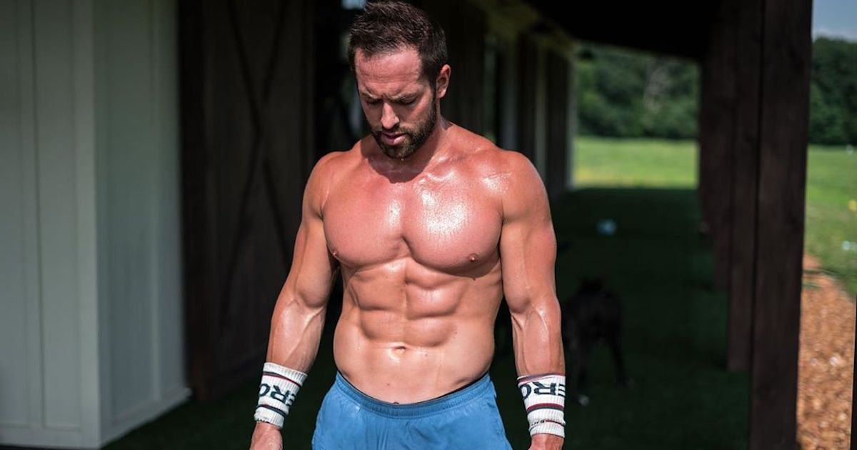 rich froning workout routine and diet plan